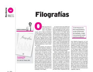 filografias